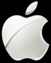 Apple Logo - Monochrome 75px